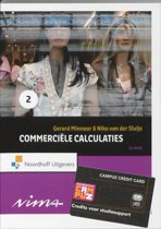 Commerciële calculaties 2