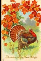 Vintage Thanksgiving Journal