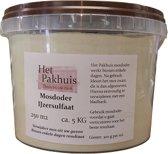 Pakhuis IJzersulfaat / Mosdoder ca. 5 KG