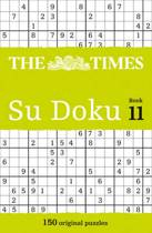 The Times Su Doku Book 11