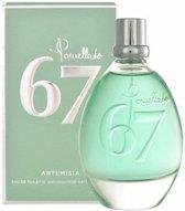 MULTI BUNDEL 3 stuks Pomellato 67 Artemisia Eau De Toilette Spray 30ml