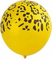 Fabs World ballonnen Panterprint