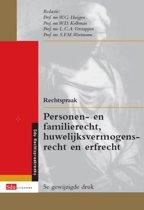 Sdu-Rechtspraakreeks - Rechtspraak personen- en familierecht, huwelijksvermogensrecht en erfrecht