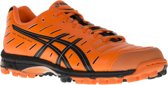 Asics Gel-Hockey Neo 3 Hockeyschoenen - Maat 45 - Mannen - oranje/zwart
