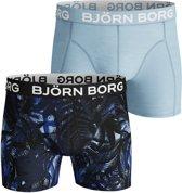 Bjorn Borg Boxershort 2-pack LA Palm - Maat S-