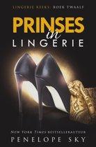 Lingerie 12 - Prinses in lingerie