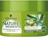 Schwarzkopf Nature Moments Intensive Care Mask Mediterranean Olive Oil & Aloe Vera 250ml