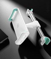 Hoofdsteun Houder Auto voor Tablet of Telefoon in te Klemmen - Hoco CA30