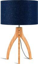 GOOD&MOJO - Annapurna - Tafellamp - Blue-Denim