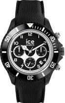 Ice-Watch IW014222 Horloge - Siliconen - Zwart - Ø52mm