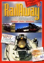 Rail Away - Stoomtreinen 3: Portugal, Polen, Schotland