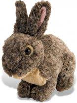 Pluche konijn knuffel 30 cm