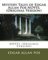 Mystery Tales of Edgar Allan Poe.Novel (Original Version)