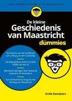 Voor Dummies - De kleine Geschiedenis van Maastricht voor Dummies