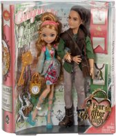 Ever After High 2-Pack Ashlynn Ella en Hunter Huntsman