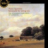 Piano Quintets & Serenade