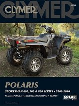 Clymer Polaris Sportsman 600, 700