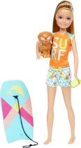 Barbie Magische Dolfijn Stacie - Barbiepop
