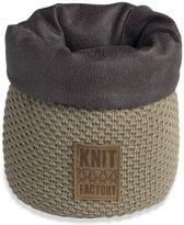 Knit Factory Lynn Mand Klein Olive