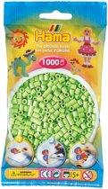 Hama Strijkkralen Pastel Groen - 1000 Stuks