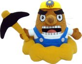 Animal Crossing: Mr. Resetti 18 cm Knuffel