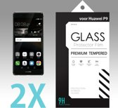 Youngsters Huawei P9 invisible Screenprotector - 2 stuks schermfolie