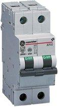 Vynckier automaat 2 polig 16A - 3kA/C