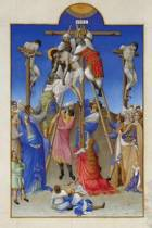 The Deposition by the Limbourg Brothers