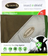 Scruffs Insect Shield Hondendeken - XL  145 x 110 cm