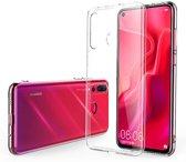 Ntech Huawei Nova 4 Transparant TPU Back hoesje