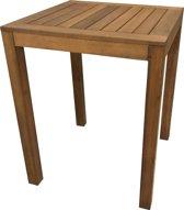 tuintafel bartafel acacia hout 80x80 cm