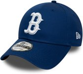 New Era LEAGUE ESSENTIAL 9FORTY Boston Red Sox Cap - Blue - One size