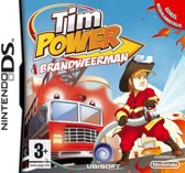 Tim Power: Brandweerman