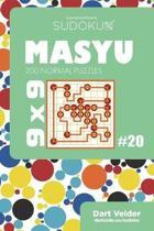Sudoku Masyu - 200 Normal Puzzles 9x9 (Volume 20)