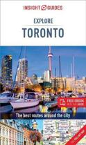 Insight Guides Explore Toronto (Travel Guide with Free eBook)