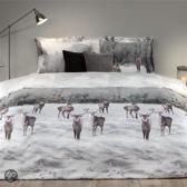 Refined Dekbedovertrek Elk 200 x 200/220 cm