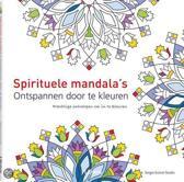 Spirituele mandala's - ontspannen door te kleuren