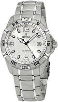 Festina F16170/1 Giftbox - Horloge - Staal - Zilverkleurig - 40 mm