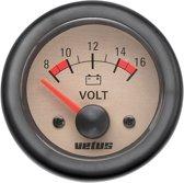VETUS VOLT24W beige Voltmeter 24 Volt