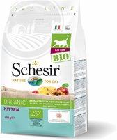 Schesir Cat Dry Kitten Bio - Kattenvoer - Kip 400 g