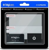 Bigben Officiele Schermbeveiligings Set PS Vita