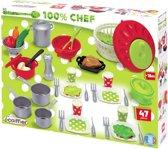 ECOIFFIER 2621 Keuken & eten Speelset rollenspelspeelgoed