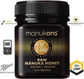 MANUKA HONING (MGO ≥ 514 =) UMF® 15+ 250gr / MANUKORA