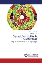 Genetic Variability in Clusterbean