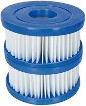 Bestway Filter Cartridge Zwembadfilter Type VI voor Lay-Z-Spa