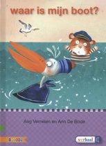 Veilig leren lezen - Waar is mijn boot? AVI M3