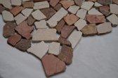 Mozaiek tegel Palladiana 30 x 30