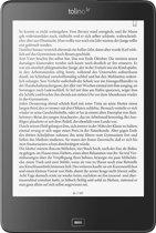 Tolino Epos e-book reader Touchscreen 8 GB Wi-Fi Zwart