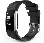 Luxe Siliconen SMALL voor bandje Fitbit charge 2 | Watchbands-shop.nl