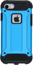 iMoshion Rugged Xtreme Backcover iPhone 8 / 7 hoesje - Lichtblauw
